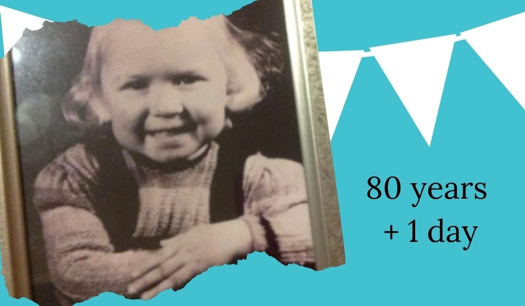 Eighty Years Plus One Day